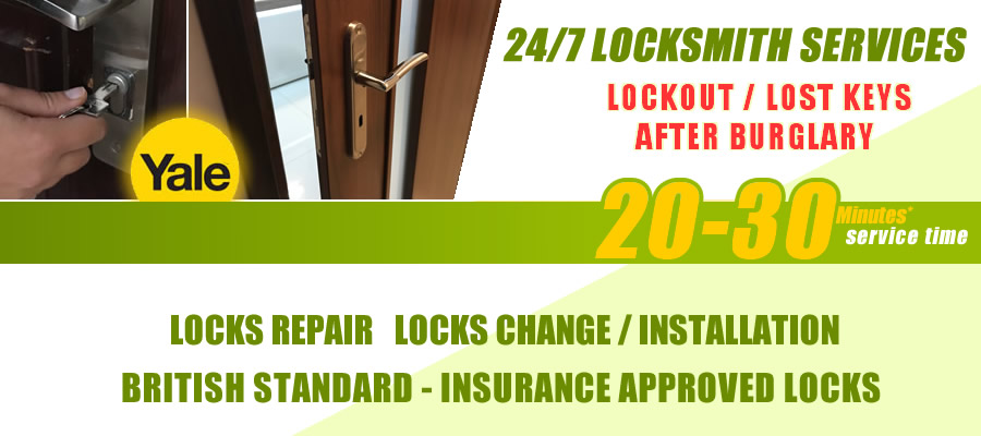 Ruislip Gardens locksmith services